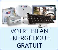Votre bilan énergétique gratuit