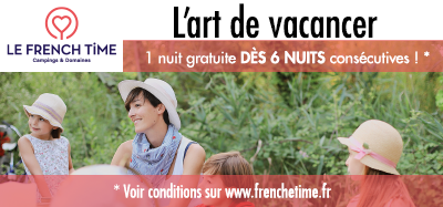 Le French Time partenariat