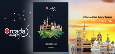 Orcada Voyages nouveau guide 2020