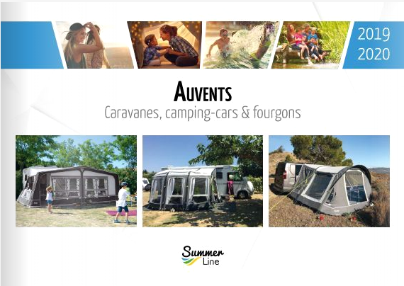 Catalogue Auvent
